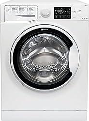 Bauknecht WM Pure 7G41 Waschmaschine Frontlader / A+++ -10% / 1400 UpM / 7 kg / Weiß / langlebiger Motor / Nachlegefunktion / Wasserschutz