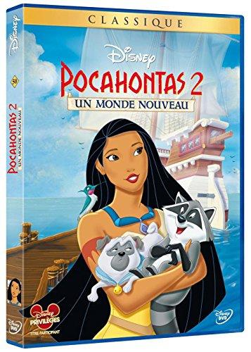 pocahontas-2-un-monde-nouveau-edizione-francia