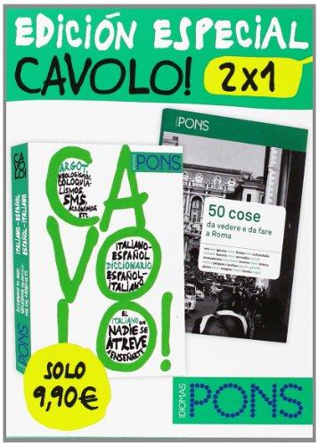 Cavolo! 2 X 1 + Guía Alternativa De Roma