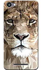 PRINTKING PRINTED BACK CASE COVER For Micromax Canvas Spark 2 Plus