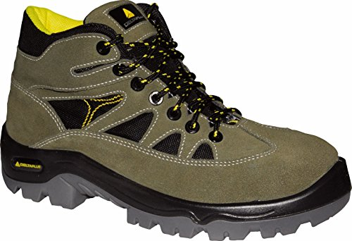 Deltaplus, Scarpe antinfortunistiche uomo Green-Black