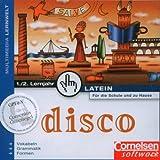 disco, CD-ROMs : 1./2. Lernjahr, Netzwerkfähige Lizenz, 1 CD-ROM Mit Sprachausgabe