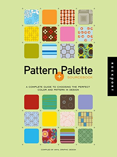 Pattern and Palette Sourcebook w/CD-Rom: A Complete Guide to Using Color in Design - Anvil Adult Fashion