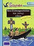 Neue Erstlesegeschichten für Jungs 2. Klasse: Mit toller Zaubertafel (Leserabe - Sonderausgaben) - Fabian Lenk