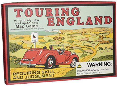 Touring England Retro Game