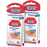 SOS Lippenherpes-Patch (2er Pack) preisvergleich bei billige-tabletten.eu