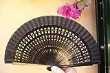 Flamenco Fächer aus Holz