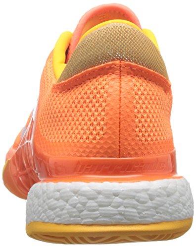 Adidas Barricade 2017 Boost Chaussure De Tennis SS17 Orange
