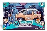 FAMOSA Mutant Busters con 2 veicoli della Resistenza