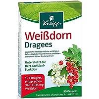 Kneipp Weißdorn Dragees 90St. preisvergleich bei billige-tabletten.eu