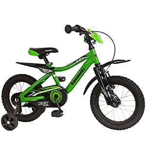 kawasaki kbx 14 kinderfahrrad bmx 14 zoll fahrrad f r. Black Bedroom Furniture Sets. Home Design Ideas
