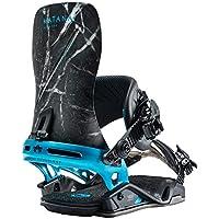 Rome katana snowboard fijaciones de Snowboard, mármol, tamaño mediano/grande