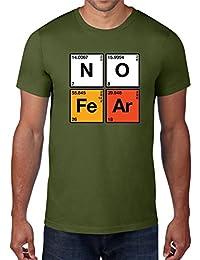 FLOSO - T-shirt NO FeAr - Homme