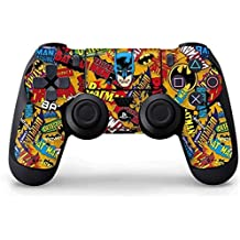 Elton PS4 Controller Designer 3M Skin For Sony PlayStation 4 DualShock Wireless Controller - Batman Craze, Skin For One Controller Only