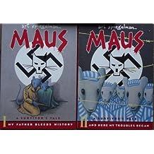 Maus: A Survivors's Tale/Here My Troubles Began: 2