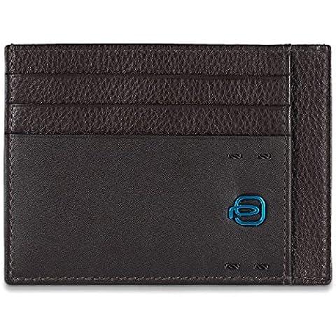 Piquadro PP2762P15 Porta carte di credito, Linea Pulse