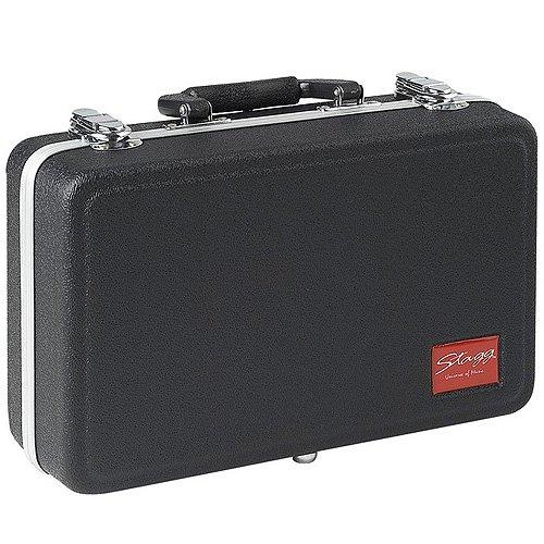 STAGG ABS Koffer f. Sopran Klarinette