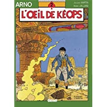 Arno, tome 2 : L'Oeil de Kéops