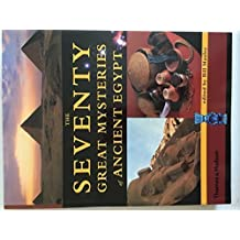 The Seventy Great Mysteries of Ancient Egypt by Bill Manley (2003-05-03)