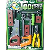 Tool Kit Set Toys For Kids/Tool Kit For Kids, Watch Ur Kid Repairing All Ur Stuff, Tool Kit Toys For Boys/Girls ( Multicolor )