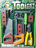 #8: Tool kit Set Toys for Kids/Tool kit for Kids, Watch Ur Kid Repairing All Ur Stuff, Tool kit Toys for Boys/Girls ( Multicolor )