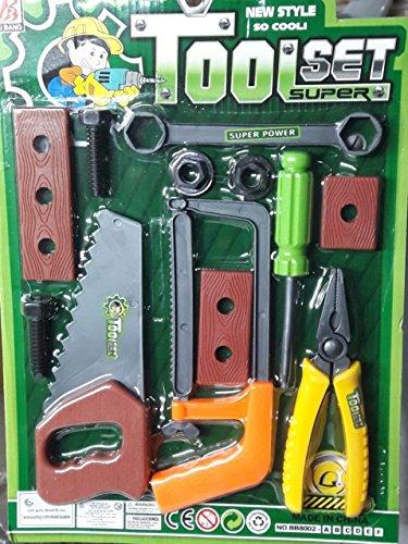 Tool kit Set Toys for Kids/Tool kit for Kids, Watch Ur Kid Repairing All Ur Stuff, Tool kit Toys for Boys/Girls ( Multicolor )