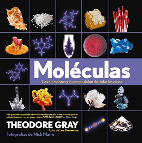 Moléculas (Vox - Temáticos) por Theodore Gray