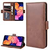Compatible with Samsung Galaxy A10e Case, Slim Wallet Case