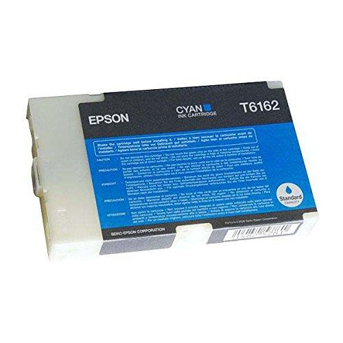Preisvergleich Produktbild Epson T6162 Tintenpatrone Singlepack cyan