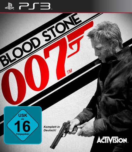 James Bond: Blood Stone 007 - [PlayStation 3] (Kinder-spiele Für Ps3)