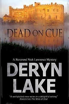 Dead on Cue (A Nick Lawrence Mystery Book 2) by [Lake, Deryn]