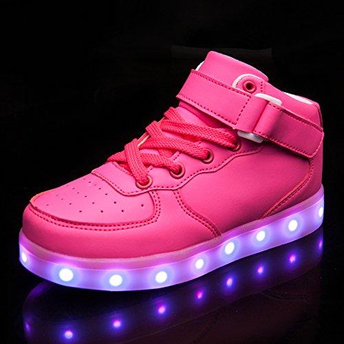 VILOCY , Sneakers Basses mixte enfant Rose