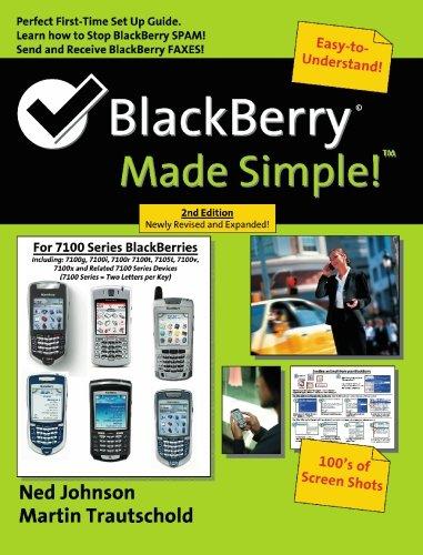 7100 Serie (Blackberry Made Simple for the 7100 Series Blackberries)