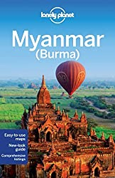 Lonely Planet Myanmar (Burma) (Travel Guide) by Lonely Planet (2014-08-01)