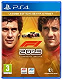 F1 2019 Legends Ed. - - PlayStation 4