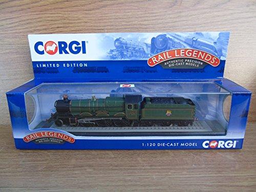 Image of Corgi ST97803B BR 4-6-0 Castle Class 'Bristol Castle' 7013 (BR Early)