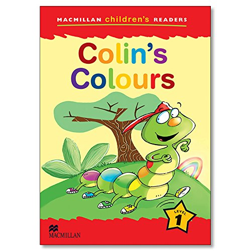 MCHR 1 Colin's Colours (int): Level 1 (Macmillan Children's Readers (International)) - 9781405057172