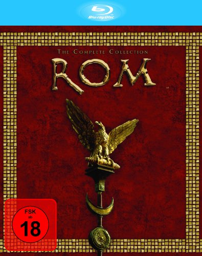 Rom - The Complete Collection [Blu-ray]