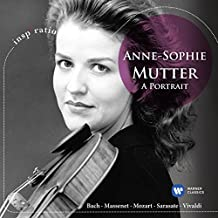 Anne-Sophie Mutter : A Portrait