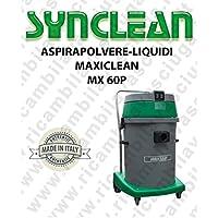 Maxiclean MX 60P Aspiradora TE synclean