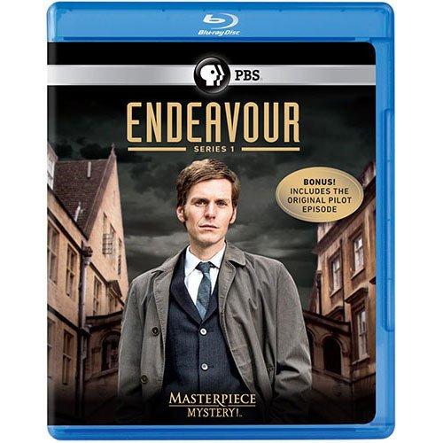 Endeavour: Pilot & Series 1 - All 5 Episodes on 3 Discs - Blu-ray -