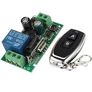 Tipo Apprendimento 220V Interruttore Di Controllo A Distanza Con Telecomando