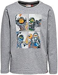Lego Wear Nexo Knight Tony 808, T-Shirt Garçon