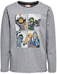 Lego Wear Nexo Knight Tony 808, T-Shirt Garçon