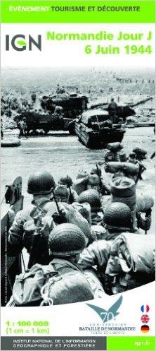 87044 Normandie Jour J 6 Juin 1944 1 100 000 [Pdf/ePub] eBook