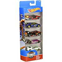 Hot Wheels 5-Car Gift Pack (style may vary)