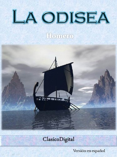 La Odisea (Clasicos de la mitología nº 1) (Spanish Edition)