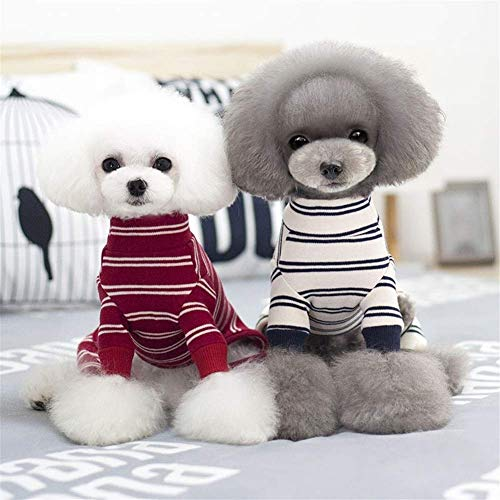 CHY Haustier-Zusätze Lovelypet nette Hundekleidung für kleine Hunde Chihuahua Yorkies Mops-Kleidungs-Mantel-Winter-Hundekleidungs-Haustier-Welpen-Jacke,B,M -