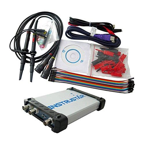 MagiDeal ISDS205x 20MHZ 2CH Virtuellen PC USB Oszilloskop DDS Signal Und Logikanalysator