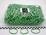 Progom - Gomas Elasticas - 70(ø45)mm x 5mm - Verde - bolsa de 1kg